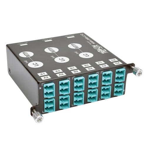 Tripp Lite 24 Port 40GB to 10GB Breakout Cassette