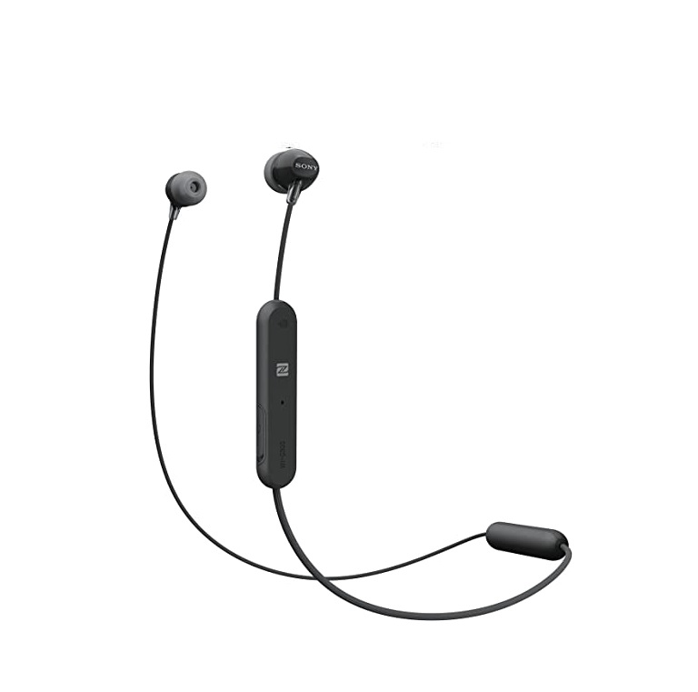 Sony WI-C300 Wireless In-ear Headphones (Black)