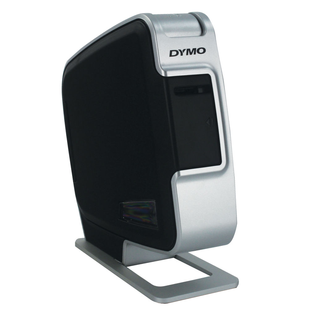 Dymo LabelManager Plug N Play Label Machine USB Lithium-ion Battery D1 Prints 2 Lines