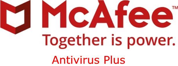 McAfee Antivirus Plus 10 Devices (Digital Download)
