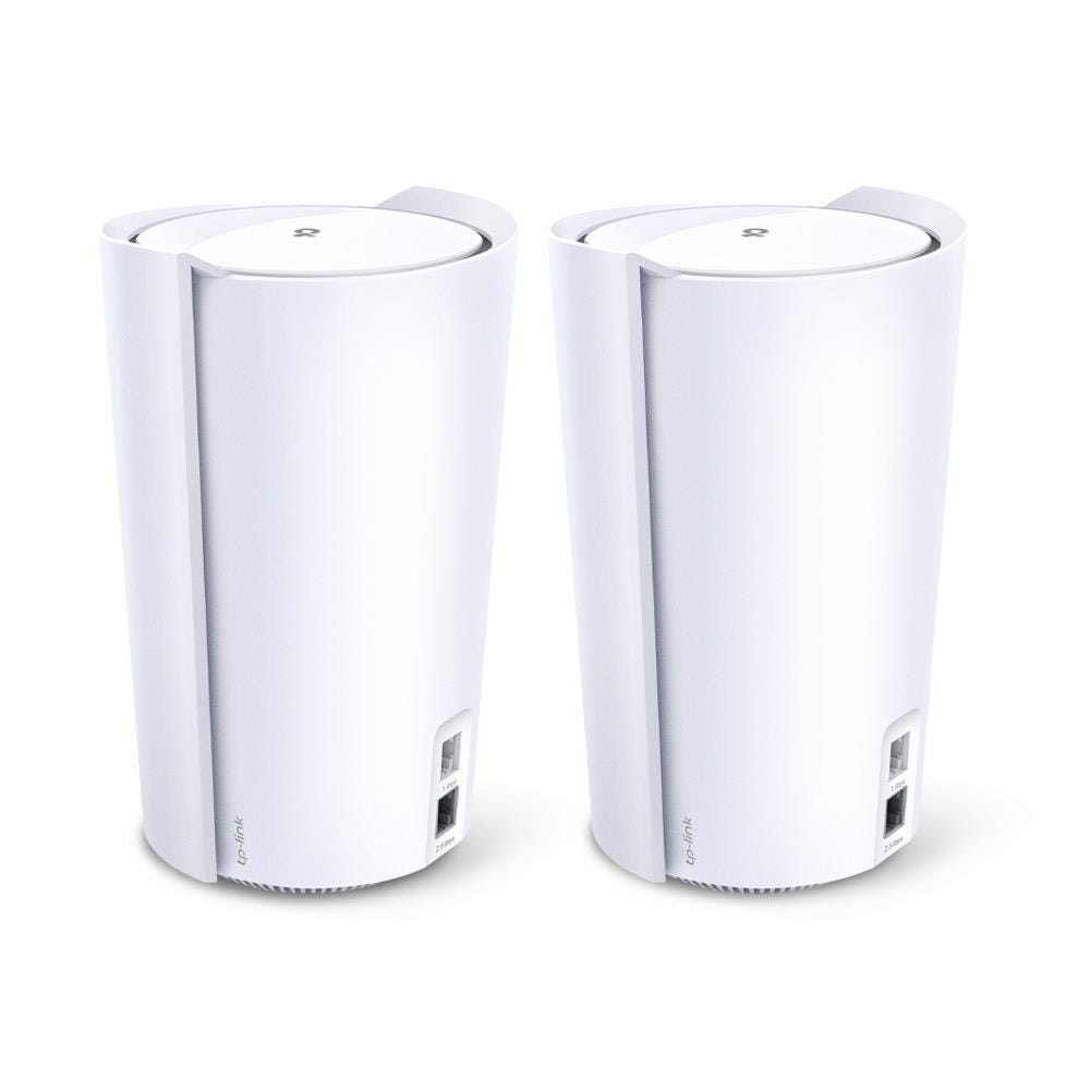 TP-Link Deco X90 AX6600 Mesh Whole Home WiFi 6 System (Twin Pack)