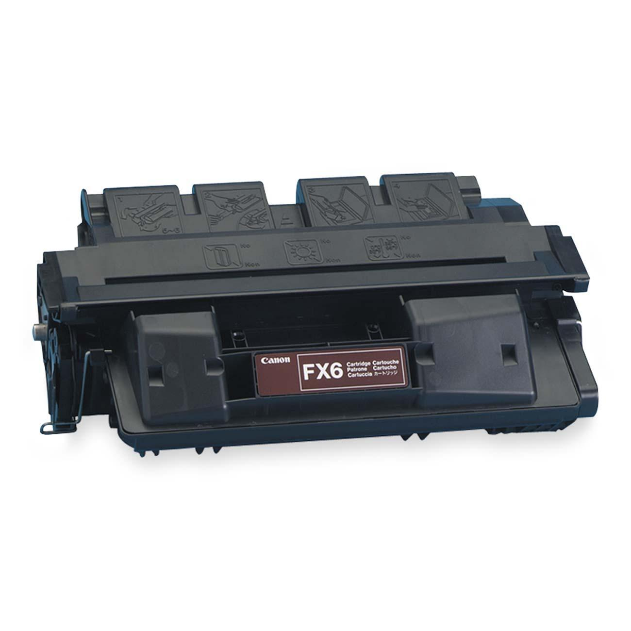 Canon FX6 (Yield: 5,000 Pages) Mono Laser Fax Cartridge 1559A003