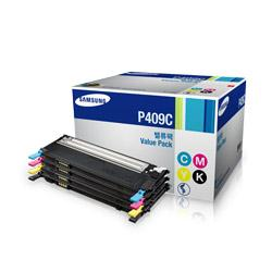 Original Samsung CLT-P4092C Toner Rainbow Pack (B/C/M/Y)