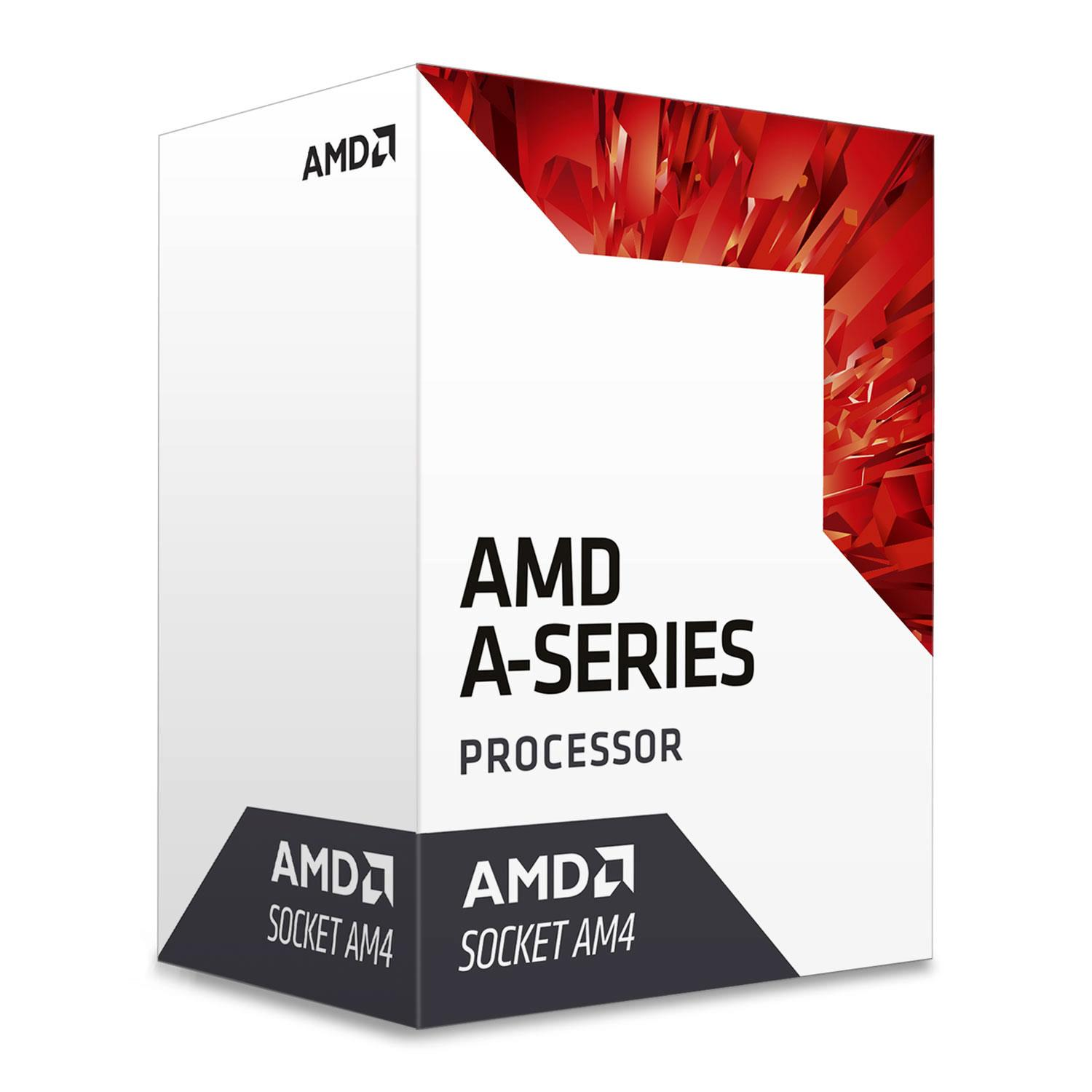 AMD 7th Gen A8 (9600) 3.1GHz Processor with 2MB L2 Cache (Box)