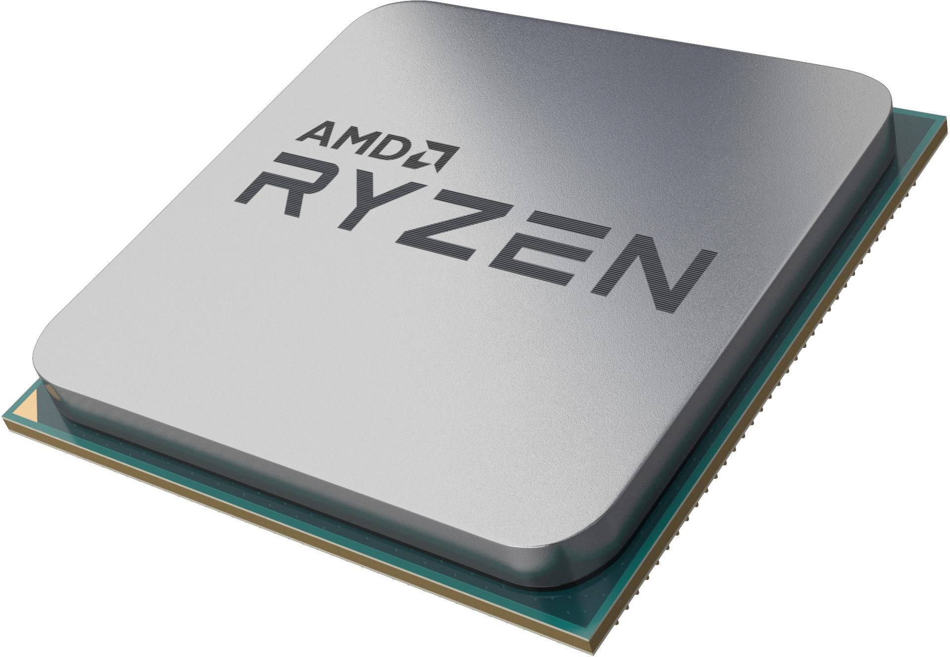 AMD Ryzen 7 2700 (3.2GHz) Processor 8 Core 16MB L3 Cache (Pack of 12)