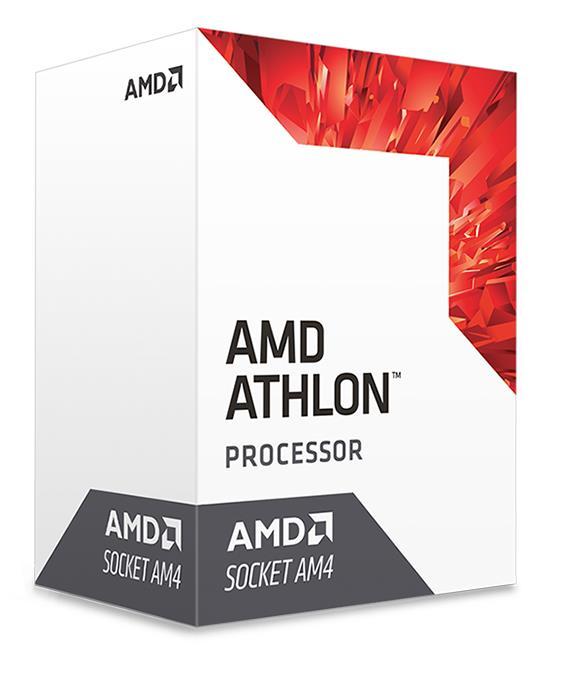 AMD 7th Gen Athlon X4 (950) 3.5GHz Processor with 2MB L2 Cache (OPN PIB)