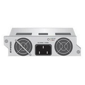 Allied Telesis 250 W DC Hot Swappable Power Supply for PoE models AT-X610 for X510 Series