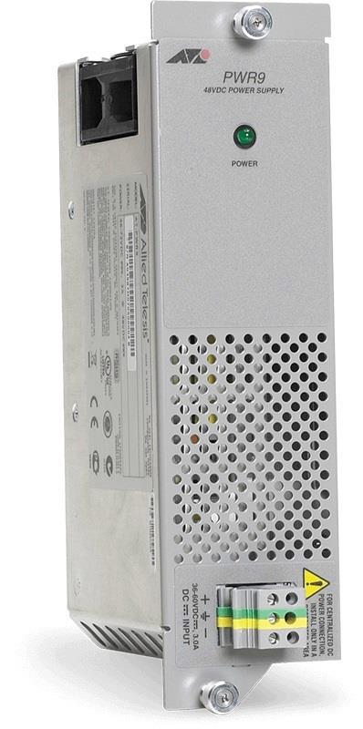 Allied Telesis Optional -48VDC Redundant Power Supply Unit for MCR12 Chassis