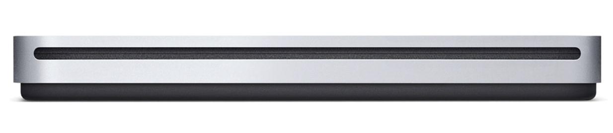 Apple USB Slot-loading 8x SuperDrive (DVD±R DL/DVD±RW/CD-RW)