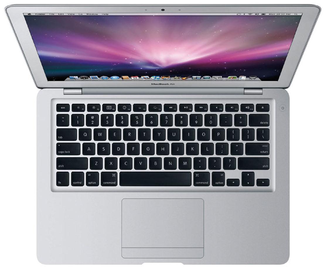 Configured: Apple MacBook Air (11.6 inch) Netbook Core i5 1.6GHz 2GB 64GB (SSD) WLAN BT Webcam Mac OSX Lion (Intel HD Graphics)