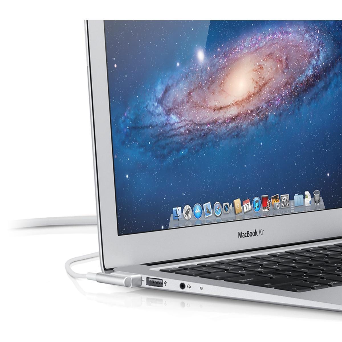 Apple MagSafe to MagSafe 2 Converter Adaptor (White)