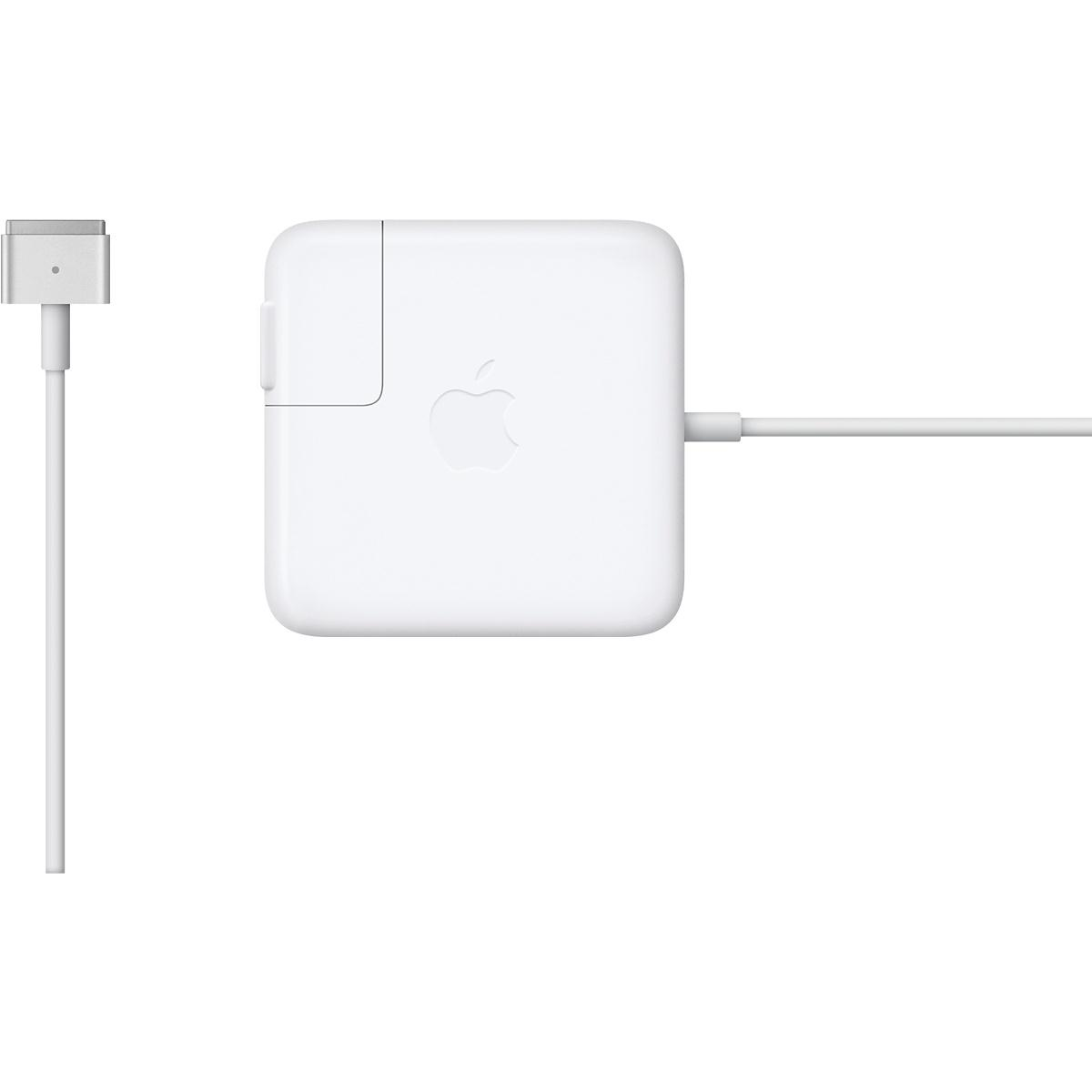 Apple 85W MagSafe 2 Power Adaptor (White) for MacBook Pro with Retina Display