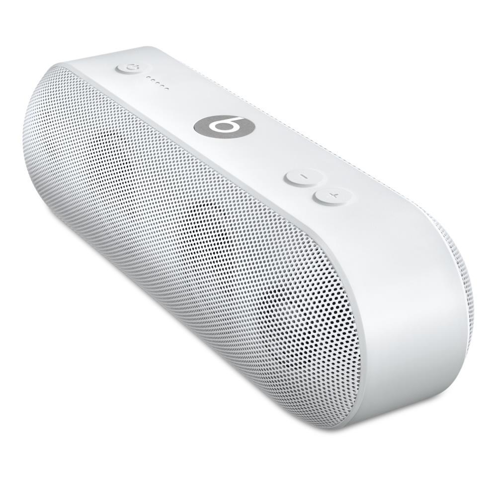 Apple Beats Pill+ Bluetooth Speaker (White)