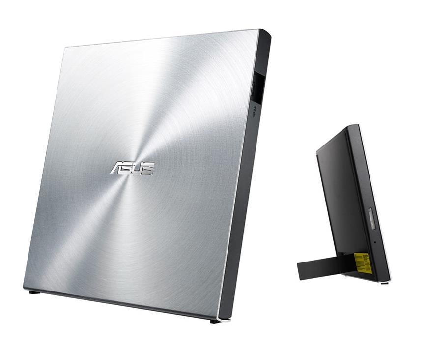 Asus SDRW-08U5S-U External DVD Read/Write Drive (Mellow Metallic)