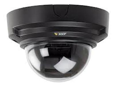 AXIS Black Case with Clear Dome for AXIS P3343, P3346 Cameras