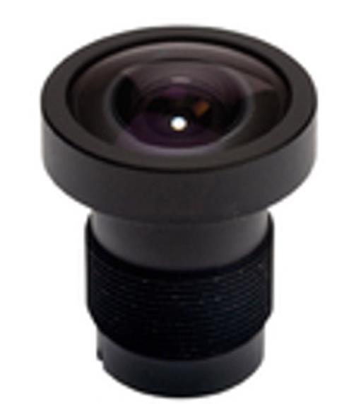 AXIS M12 6.0mm F1.6 Megapixel Lens for AXIS P3904-R/AXIS P3905-R/AXIS P3915-R Network Cameras