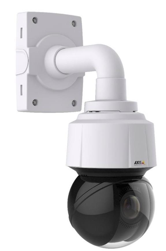 AXIS Q6128-E 50Hz Outdoor PTZ Dome Network Camera