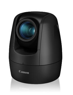 Canon VB-M50B Network Camera 1.3Mpx PTZ (Black)