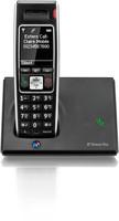 BT Diverse 7410 Plus DECT Telephone Single (Black)
