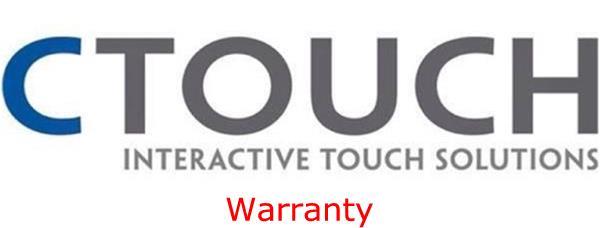 CTOUCH 5 Year Business Warranty Sky/Nova Over 65