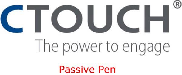 CTOUCH Passive Pen for Laser Sky/Nova 2 In Box