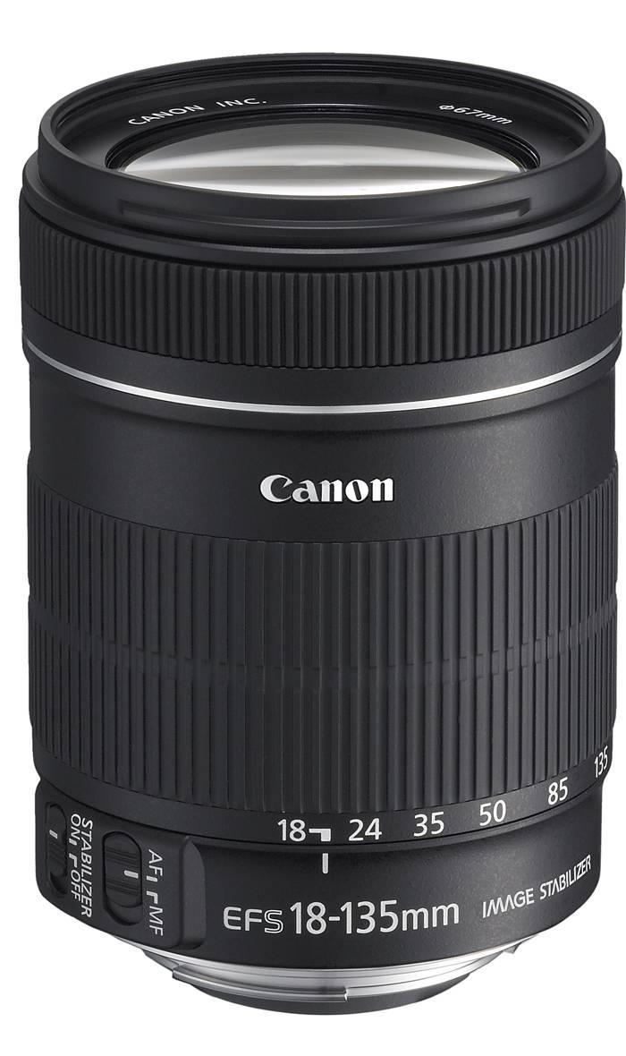 Canon EF-S 18-135mm f/3.5-5.6 IS Zoom Lens Special Order Item Non Cancel/return