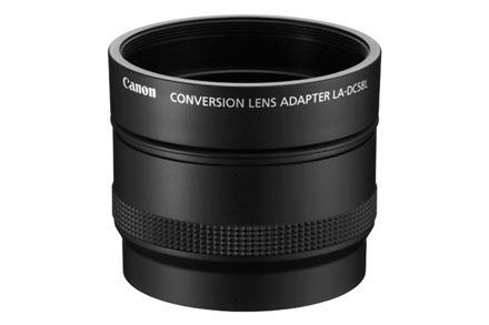 Canon LA-DC58L Conversion Lens Adaptor