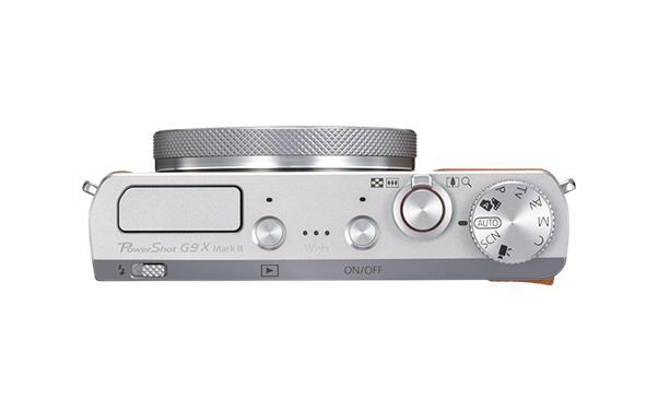 Canon PowerShot G9 X Mark II (20.9MP) Digital Camera 3x Optical Zoom 3 inch TFT LCD Bluetooth (Silver)