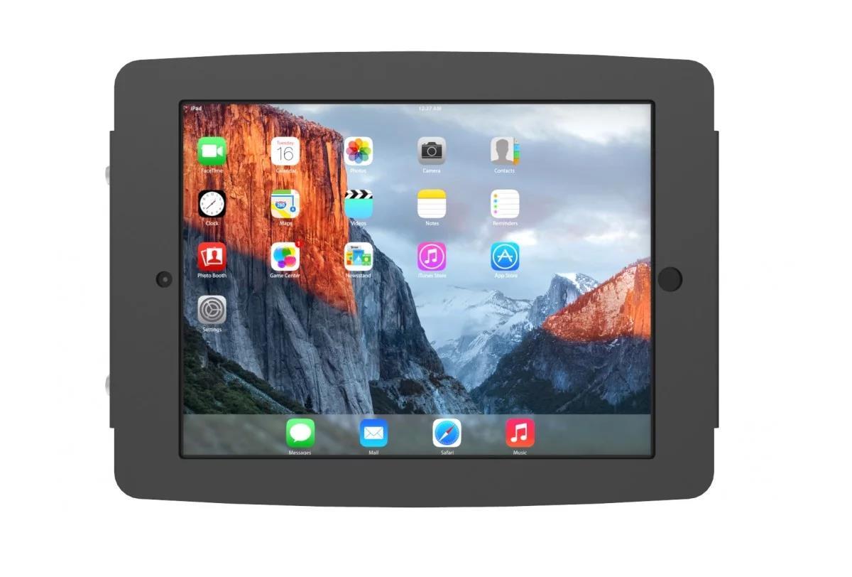 Compulocks Space iPad Enclosure Wall Mount (Black) for iPad Mini
