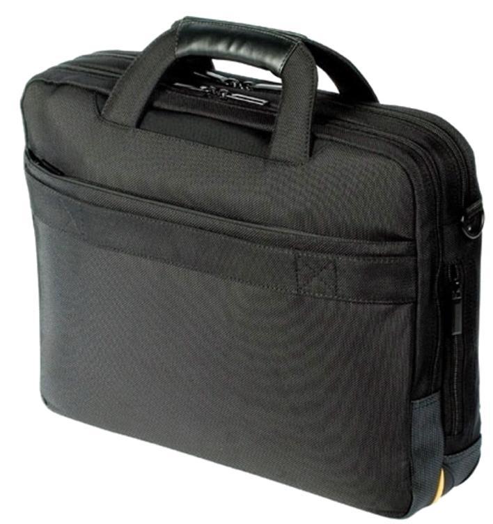 Targus Meridian II Toploader Carrying Case Nylon (Black) for up to 15.6 inch Laptops