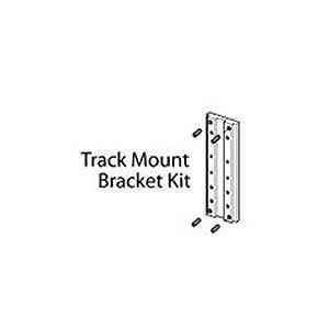 Ergotron Track Mount Bracket Kit Aluminum
