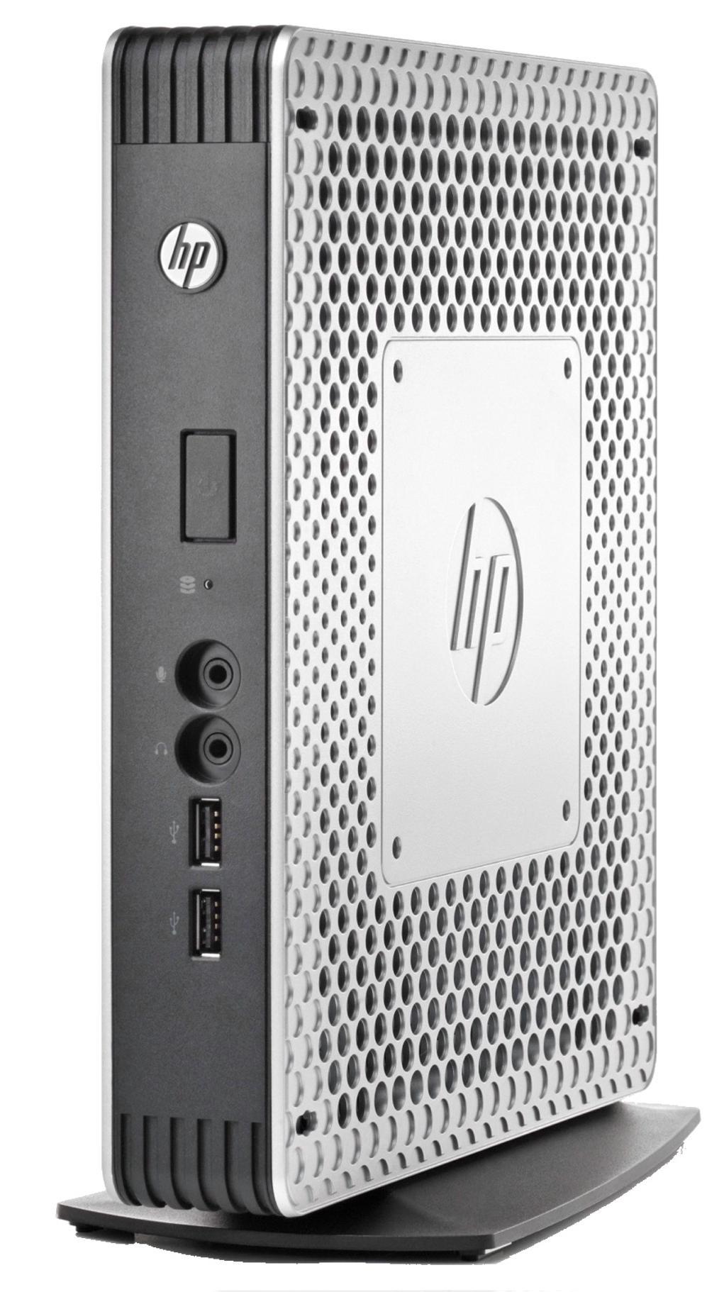 HP t610 Flexible Thin Client Dual Core (T56N) 1.65GHz 2GB 1GB Flash WLAN HP ThinPro (Radeon HD 6320) Energy Star