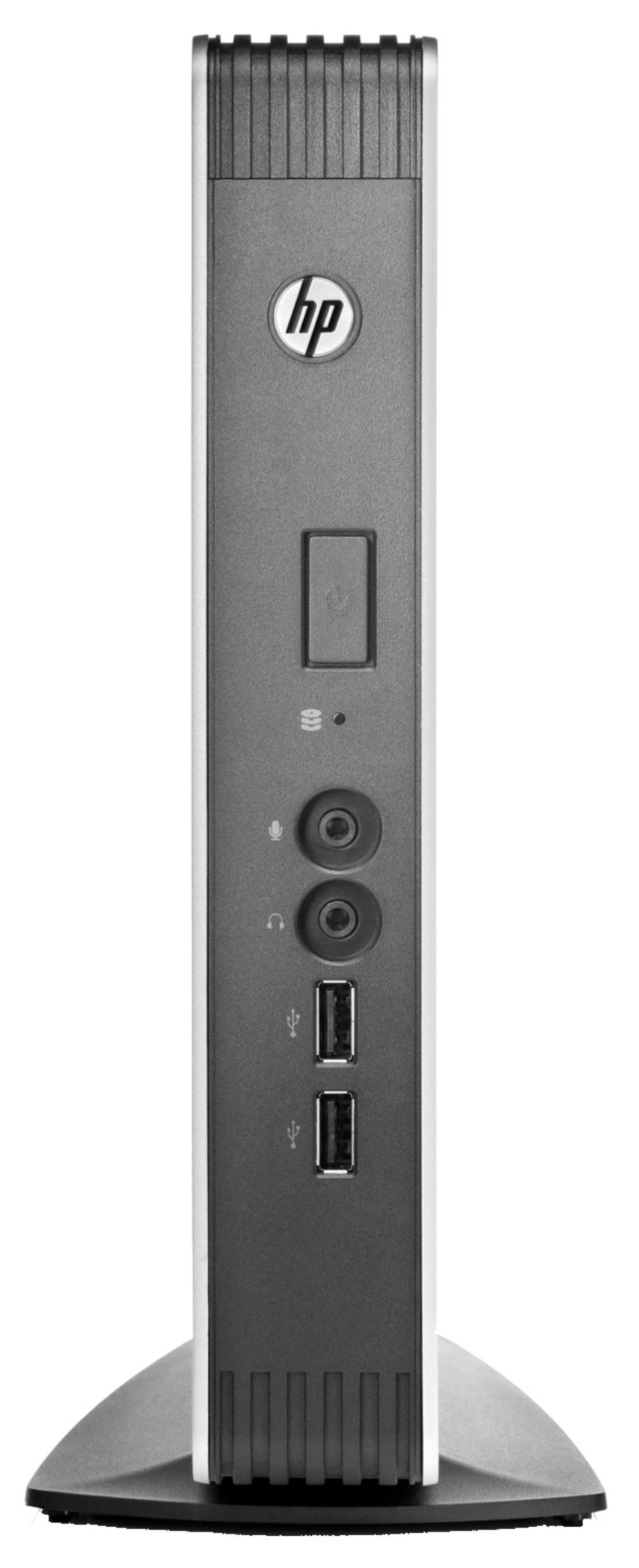 HP t610 PLUS Flexible Thin Client Dual Core (T56N) 1.65GHz 2GB 1GB Flash LAN HP ThinPro (Energy Star)