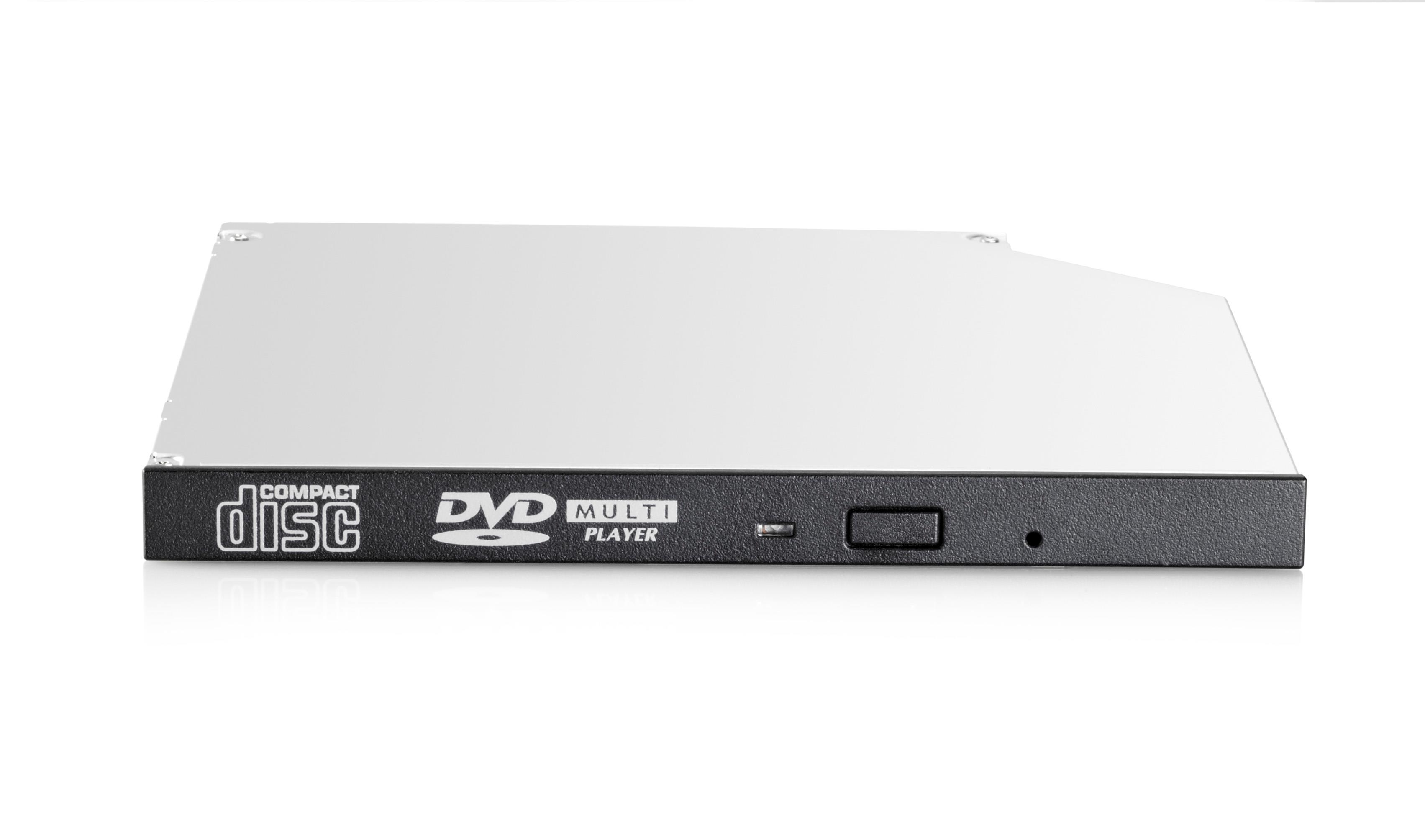 HP (9.5mm) DVD-ROM Optical Drive SATA (JackBlack) for ProLiant Gen9 Servers