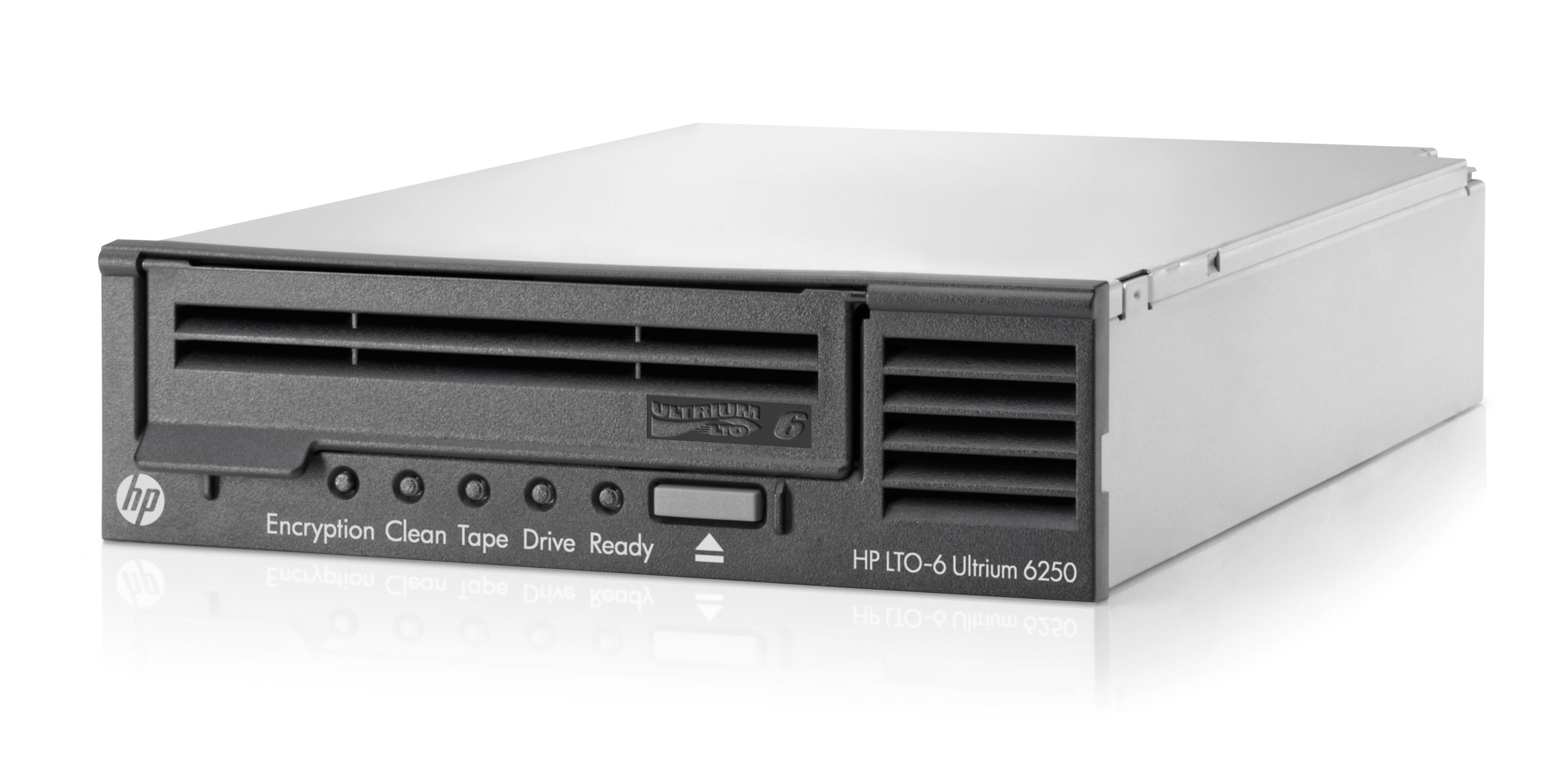 HP StoreEver LTO-6 Ultrium 6250 Tape Drive (Internal)