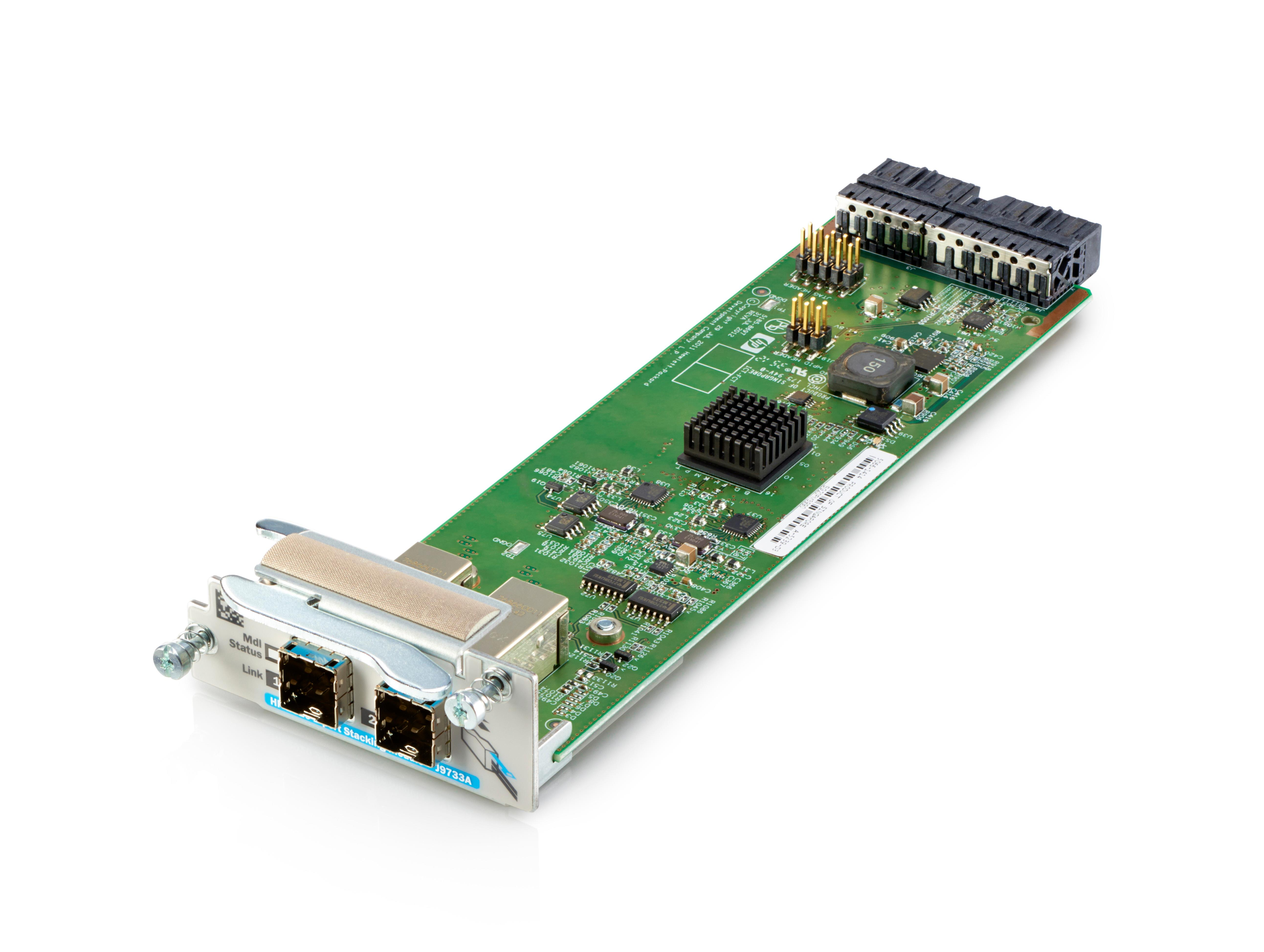 HP (2-Port) Stacking Module for 2920 Network Switch