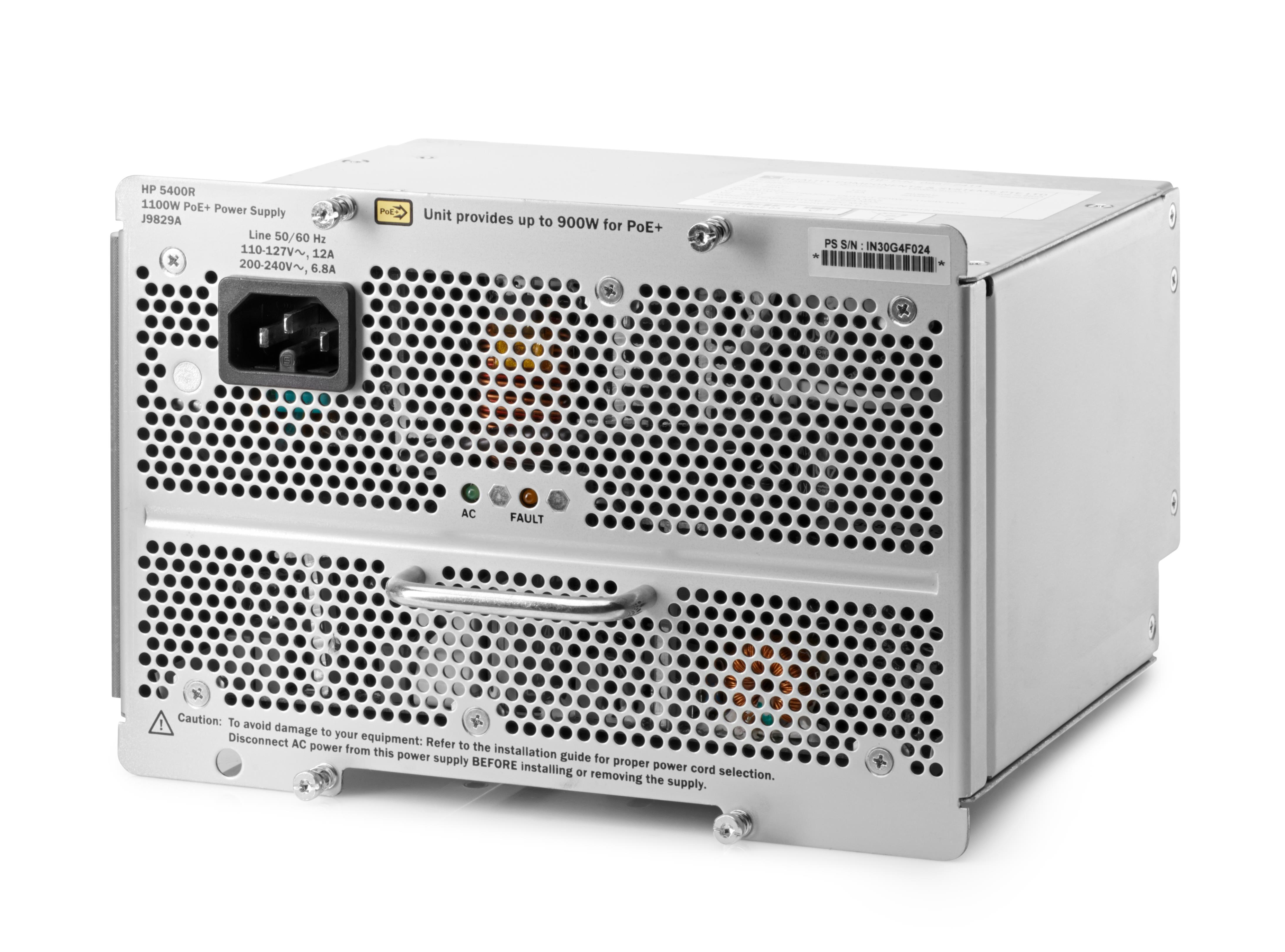 HP (700W) Power Supply Unit for 5400R PoE+ zl2