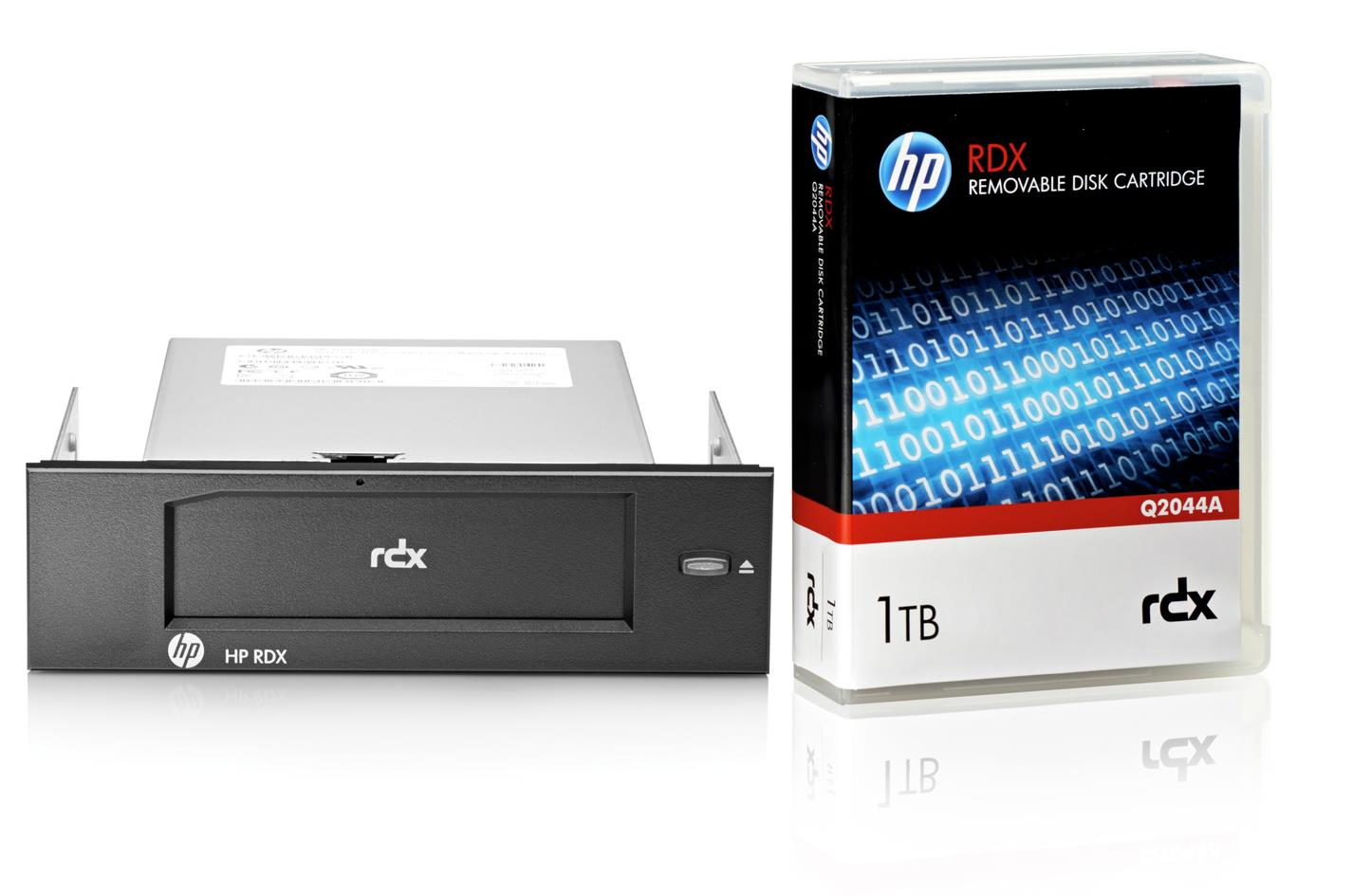 HP RDX1000 (1TB) USB 3.0 Disk Backup System (Internal)