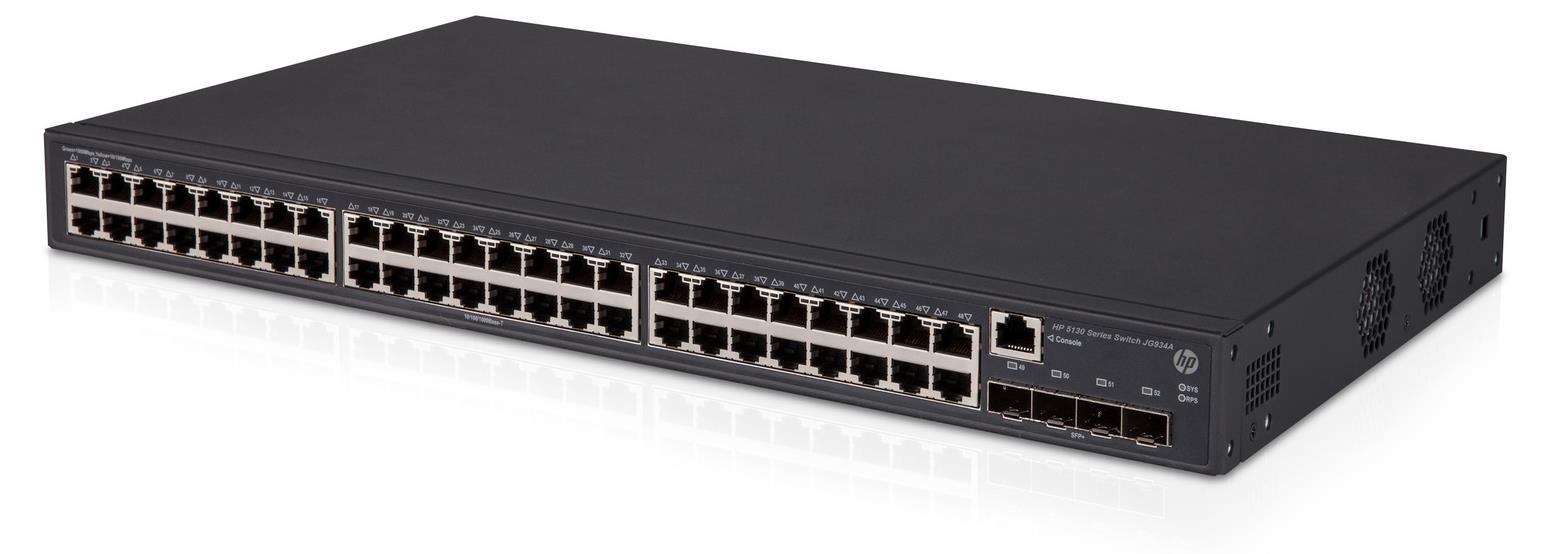 HP 5130-48G-4SFP+ EI Network Switch
