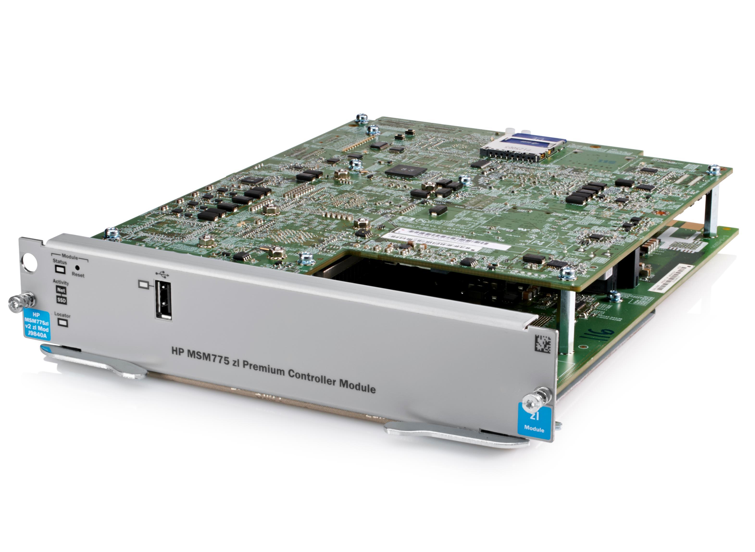 HP MSM775 zl Premium Controller Module