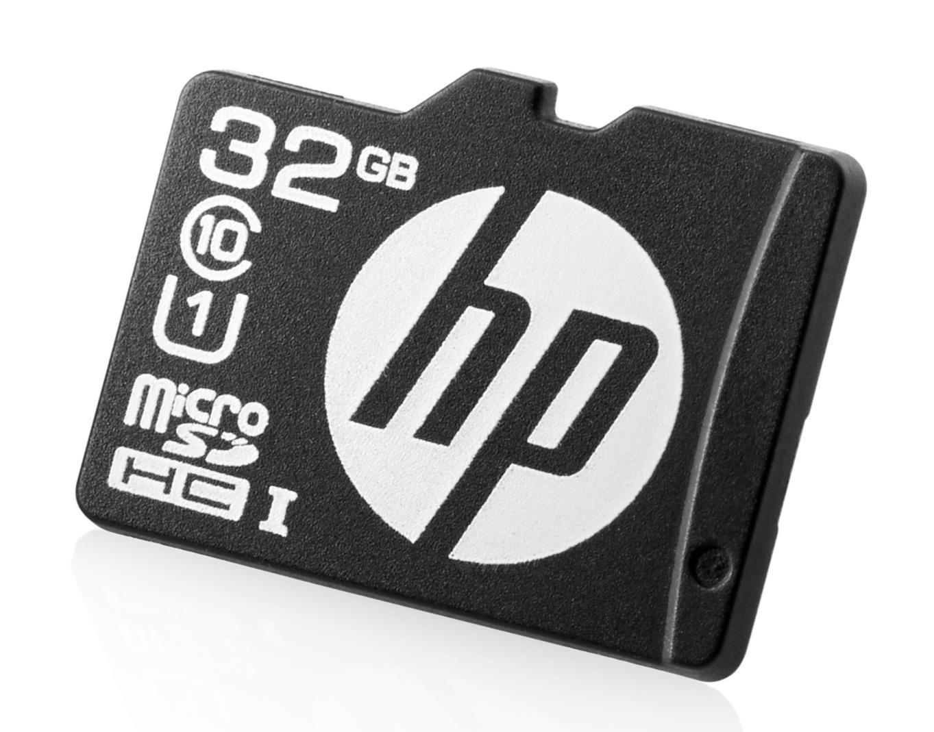 HP (32GB) microSD Mainstream Flash Media Kit