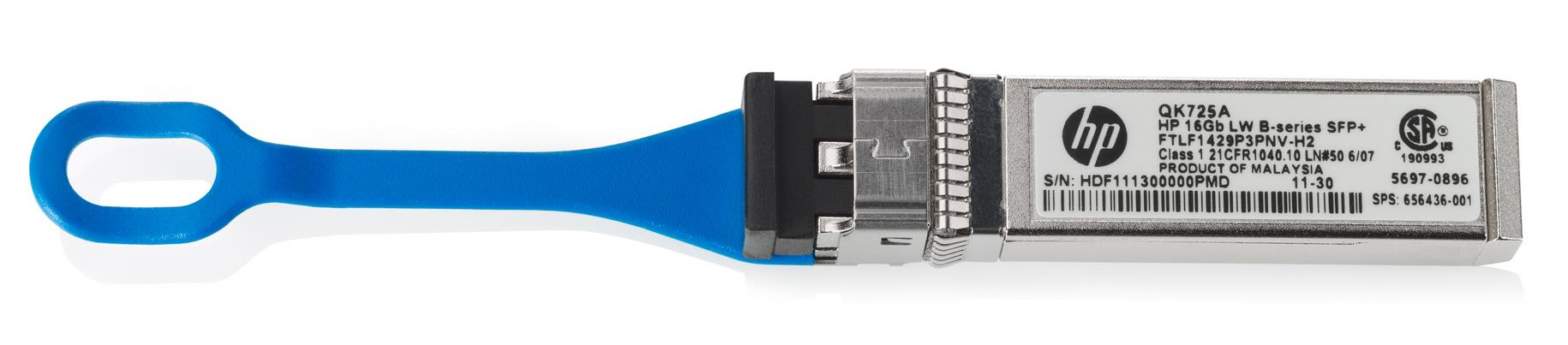 HP B-series 16Gb SFP+ Long Wave 10km Transceiver