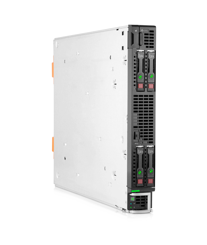 HP ProLiant BL660c Gen9 10/20GB FlexibleLOM Configure-to-Order Server