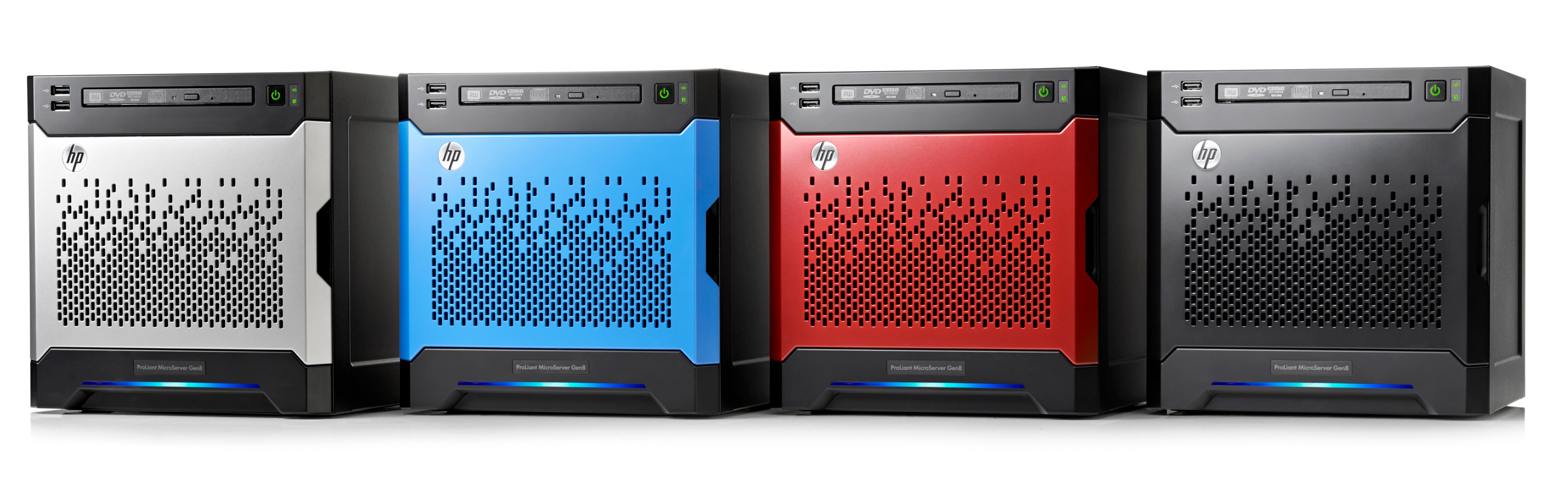 HP Front Bezel Faceplate Kit for ProLiant MicroServer Gen8 Servers