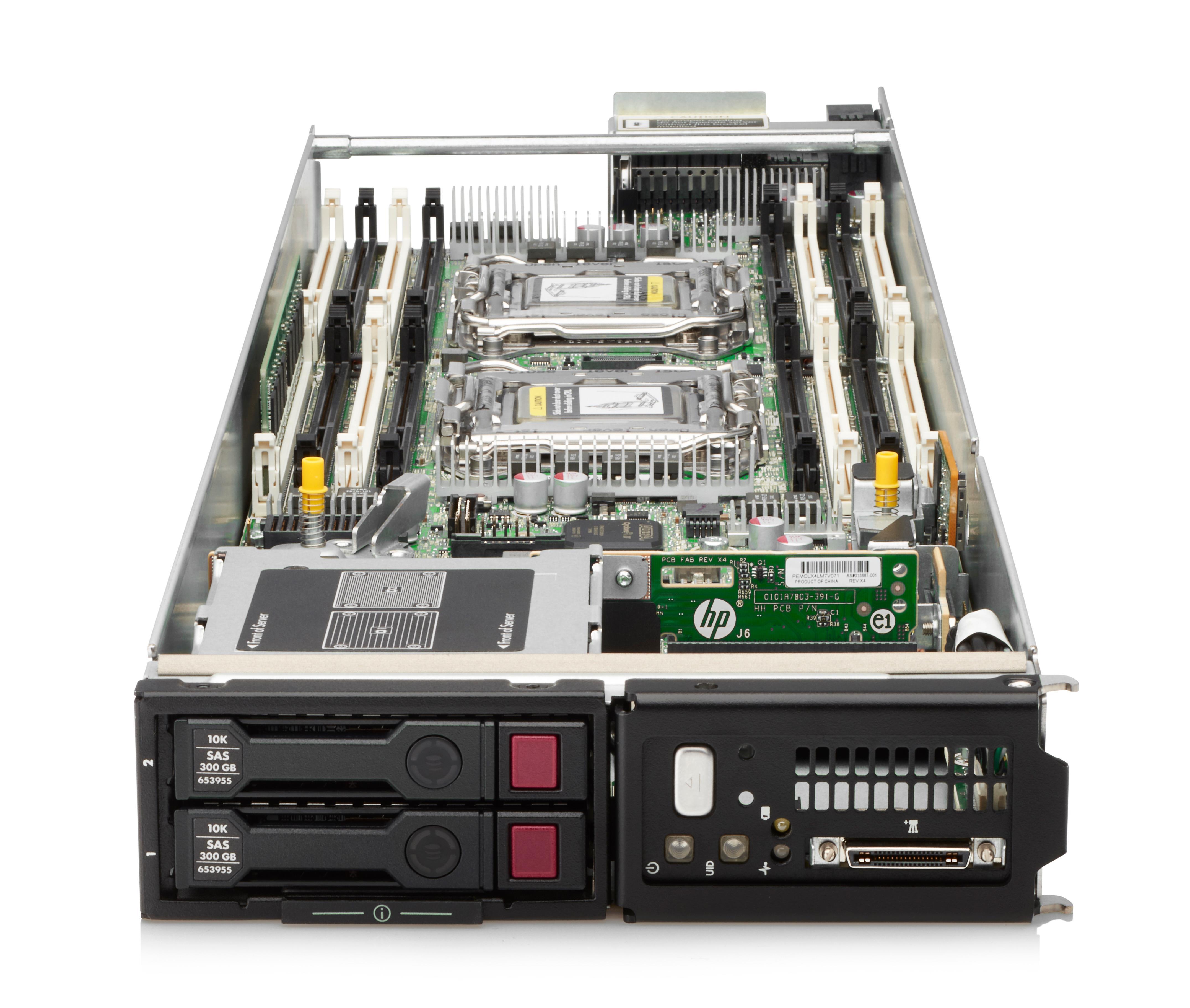 HP ProLiant XL450 Gen9 Configure-to-order Server