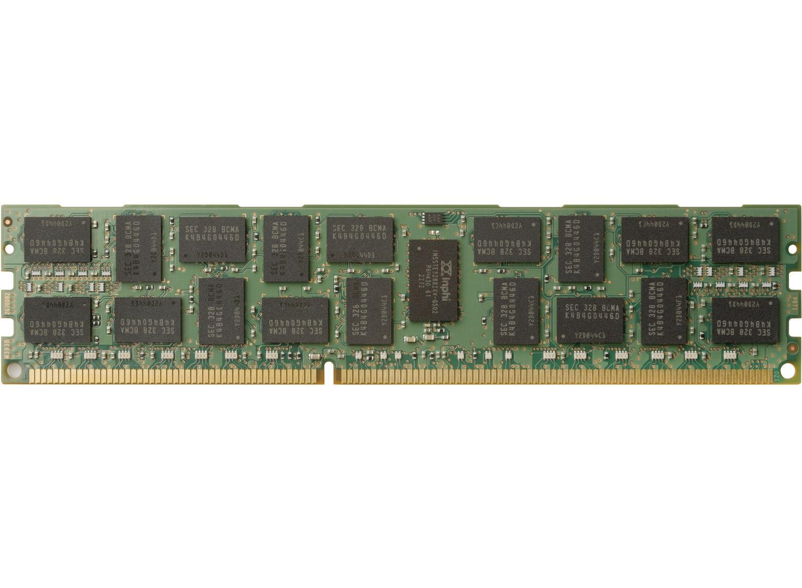 HP (4GB) 2133 MT/s DDR4 ECC RAM DIMM Memory
