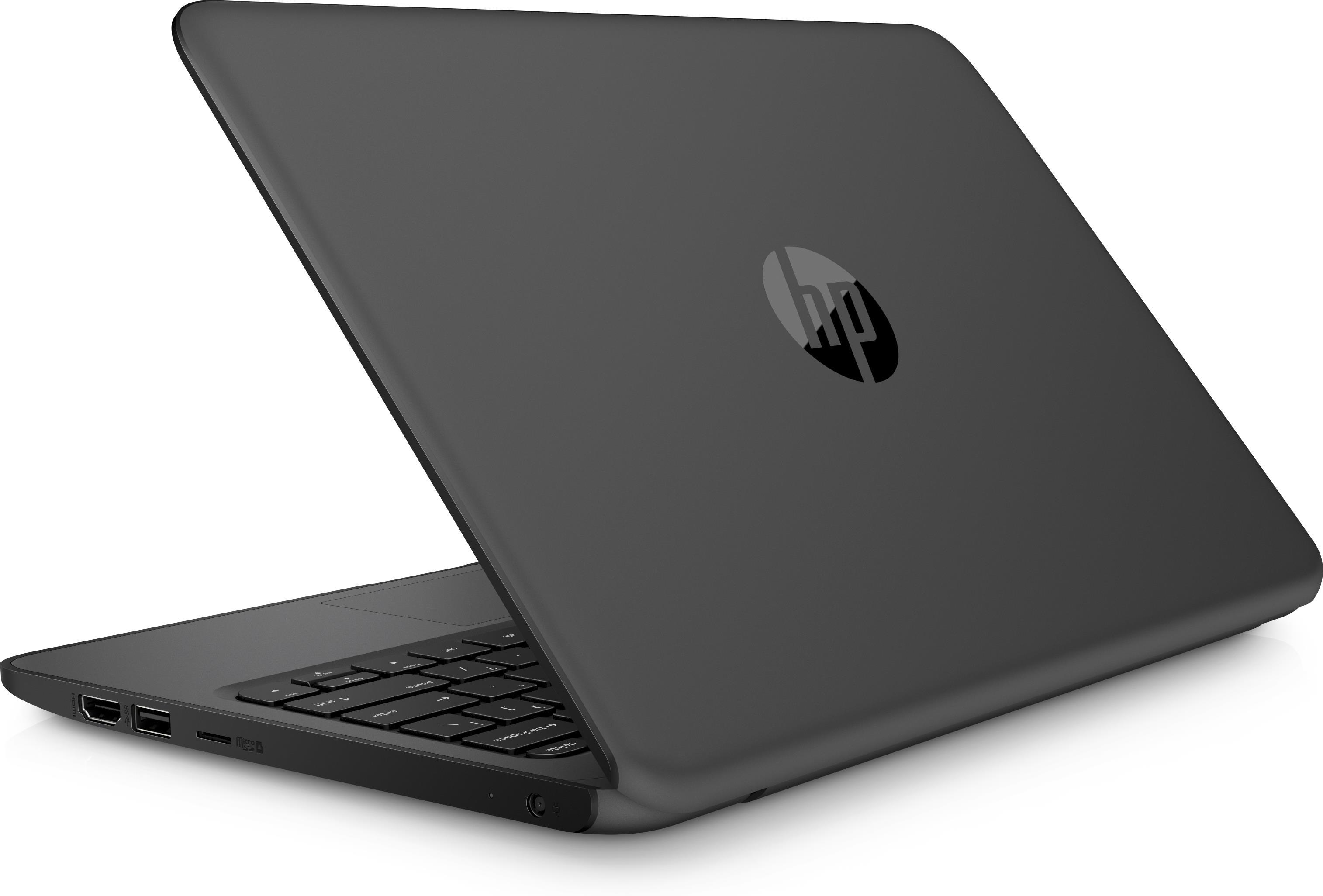 HP Stream 11 Pro G4 EE (11.6 inch) Notebook PC Celeron (N3450) 1.1GHz 4GB 64GB eMMC WLAN BT Windows 10 Pro (HD Graphics 500)