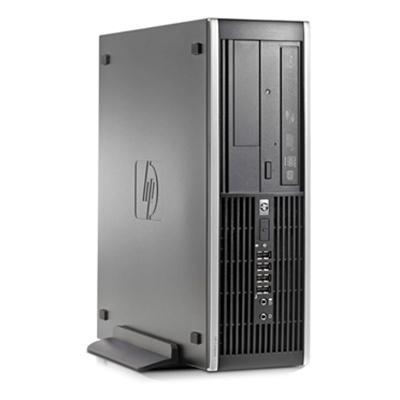 Compaq 8000 Elite Small Form Factor PC Dual Core (E5400) 2.7GHz 2GB (2x1GB) DVD±RW SM (LS) LAN Windows 7 Pro/XP Pro (Intel GMA 4500)