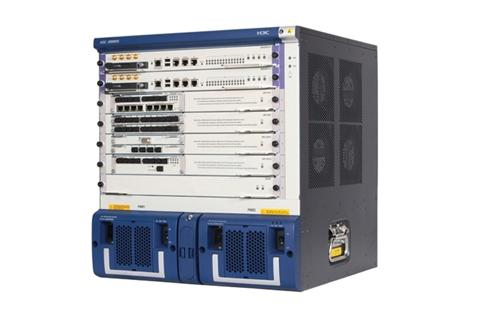 HP A8812 Network Switch Chassis