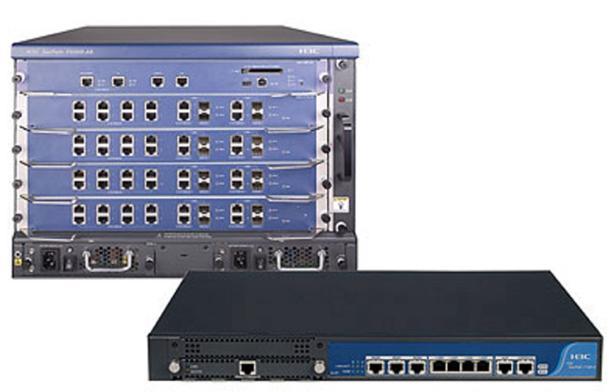 HP F1000-S-EI VPN Firewall Appliance